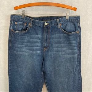 Lucky Brand Dungarees Jeans Tag 38 Actual 37